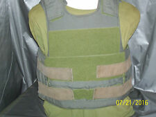 BLACKHAWK Body Armor Bullet Proof Vest. Level IIIA LARGE NEW OLD STOCK 2013