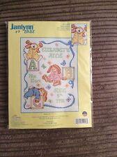Janlynn Baby Cross Stitch Kits
