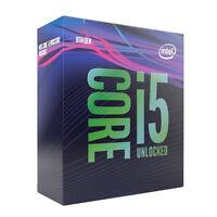 Intel Core i5-9600K Coffee Lake 6-Cores 3.7GHz Unlocked BX80684I59600K