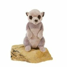 "Standing Baby Meerkat 7"" Plush Stuffed Animal Toy"