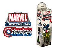 Heroclix Marvel Captain America Booster Sealed