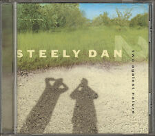 STEELY DAN 9 track CD Two 2 Against Nature WALTER BECKER DONALD FAGEN 12p LYRICS