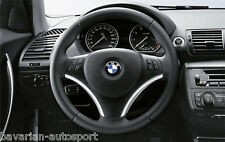 BMW Genuine Sport Steering Wheel Cover Trim Black Chrome BMW E90/E91/E82