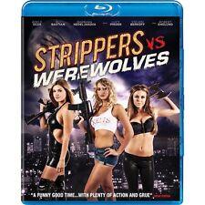 Strippers Vs Werewolves [Blu-ray New](WGU01347B)