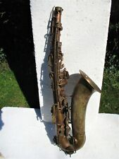 """HOLTON 241 TENOR SAXOPHONE, 1946 - 1947, PARTS, """"AS IS"""""""