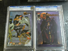 2 Death Of MAGDALENA #3 CGC 9.8 2 Variant Covers Image Comics Monster Mart