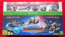 Skylanders SuperChargers, Xbox One Dark Edition Starter Pack, Neu OVP