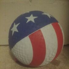 1 Baden, Play Ground Kickball Dodgeball 8.5 Inches, Red,White and Blue stars