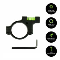 Hunting Alloy Bubble Spirit Level for Rifle Scope Laser