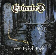 Left Hand Path 5018615102199 by Entombed CD