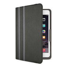 Belkin 8'' Twin Stripe Cover for iPad Mini 1/2/3/4 in Black w/ gravel stripes