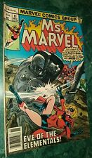 Ms Marve l #11 Marve l Comic Book in 1977 First Appearance