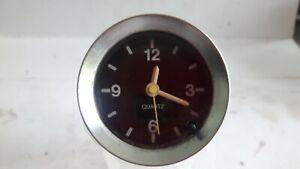 MGB MG B MGBGT DASH DASHBOARD CLOCK CENTRE CONSOLE TIME INTERIOR.