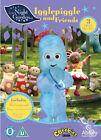 In The Night Garden: Igglepiggle & Friends NEW PAL Cult Series Kids 3-DVD Set