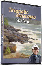 Jean Perry: Painting Dramatic Seascapes - Art Instruction DVD