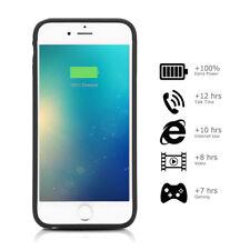 Cargador de batería Banco de alimentación externa de carga Case para iPhone 5c/5s/5c/6s/6/6 Plus