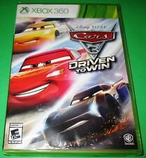 Cars 3: Driven to Win Xbox 360 *New! *Sealed! *Free Shipping!