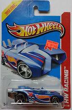 2013 Hot Wheels HW RACING Treasure Hunts Prototype H-24 101/250 (Blue Int. Card)