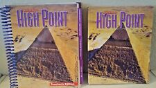 High Point Reading 1st 2nd 3rd Grade 1 2 3 TEACHER'S & STUDENT Struggling Reader