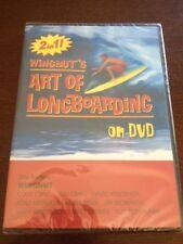 WINGNUTS Art of Longboarding DVD