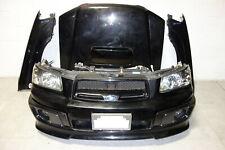 JDM Subaru Forester Bumper Lip Headlights Fenders Hood Grille Fogs 2003-2005 SG5