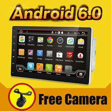 """10.1"""" HD Android 6.0 2GB RAM Double 2Din Car Radio GPS Navigation 3G(NO DVD)+Cam"""