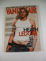 Vanity Fair Magazine AUG 2000 - Heath Ledger
