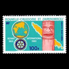New Caledonia 1980 - The 75th Anniv of Rotary International - Sc C161 MNH