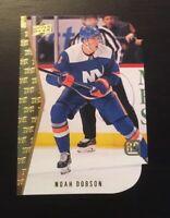 Noah Dobson 2019-20 Upper Deck Hockey 1994-95 Rookie Die Cut #17 Islanders RC
