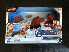 Nerf Avengers Iron Man Repulsor Blast Dart Blaster Gun. Nerf gun boys toy