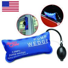 PDR Auto Air Pump Wedge Inflatable Shim Repair Open Car Door Window Hand Tools