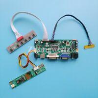 HDMI+DVI+VGA LCD Controller Board Driver Kit for CCFL LVDS 30pins LP154WX4-TLCB