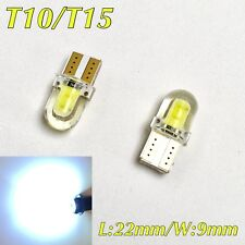 License Plate Light T10 168 194 2825 COB LED White Canbus Bulb K1 For Kia H