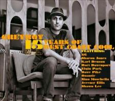 GREYBOY - 15 YEARS OF WEST COAST COOL * USED - VERY GOOD CD