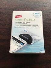 Staples Mobile Register Credit Card Reader, (25681) Apple/Android Nib New Unu