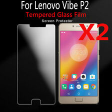 2PCS Tempered Glass Film Cover Screen Protectors 9H 0.3mm For Lenovo Vibe P2