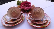 Asiatisches Porzellan Kaffee- & Teegeschirr Japan China Antik Geisha 6Teilig