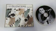 THE SILENCERS I CAN FEEL IT SINGLE CD 3 TRACKS RARE