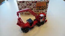 2928 Polcain TP 30 Mobilbagger mit Greifschaufel Conrad Modell 1:50 OVP