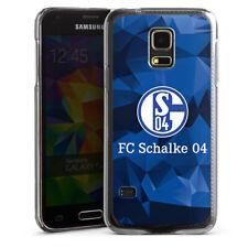 Samsung Galaxy S5 mini Hülle Case Handyhülle - Schalke 04 Camo