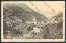 Aosta Cogne cartolina ZQ4572