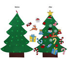 Felt Christmas Tree with Ornaments Xmas Gift Set Door Wall Hanging Decoration