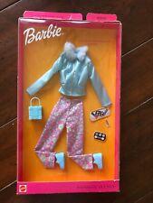 Barbie Fashion Avenue Metro Stylin' In Stockholm Fashion Set No. 25701 NRFB