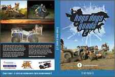 Pig hunting DVD Hogs Dogs and Quads 2, Out bush, Cape York, Doggin boars hounds
