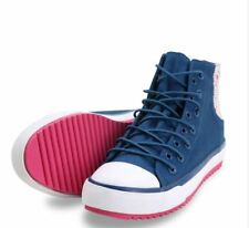 Rave Berna Womens High Cut Sneakers - BLUE (SIZE 35)