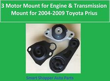 3 Motor Mount for Engine & Transmission Mount of 2004 2005 2006 2007-2009 Prius