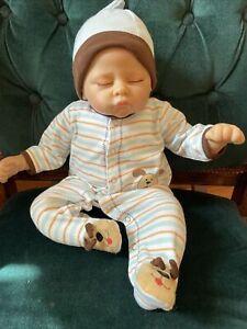 Ashton Drake So Truly Real Linda Murray Boy Doll