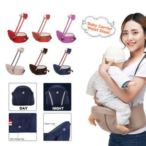 Removable Baby  Sling Waist Belt Hip Seat Chair Infant Toddle