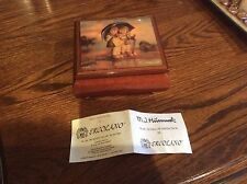 Authentic M I Hummel Music Box~Ercolano~Handcrafted
