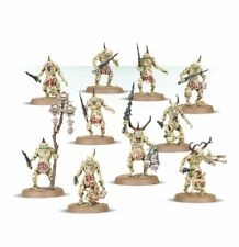 Chaos Daemons Plaguebearers of Nurgle NOS Warhammer 40k 40000 Games Workshop AOS
